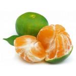 Мандарины зелёные Турция